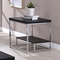 Steve Silver Lucia End Table - Item Number: LU450EC
