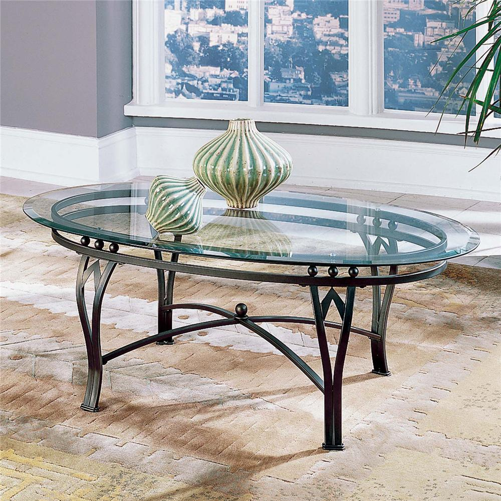 Steve Silver Madrid Cocktail Table - Item Number: SR250CTB+CBB