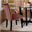 Vendor 3985 Matinee Exposed Wood Parson's Dining Chair - Item Number: MT200CH