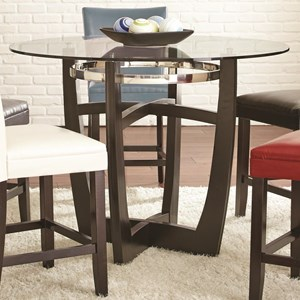 Morris Home Furnishings Matinee Counter Height Table