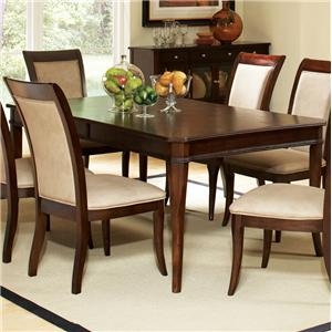 Morris Home Furnishings Marseille Dining Table