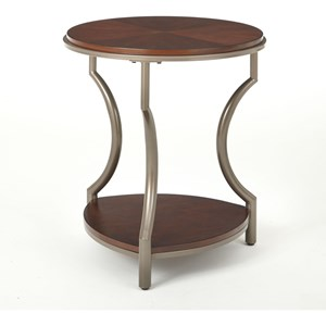 Prime Maryland Round End Table