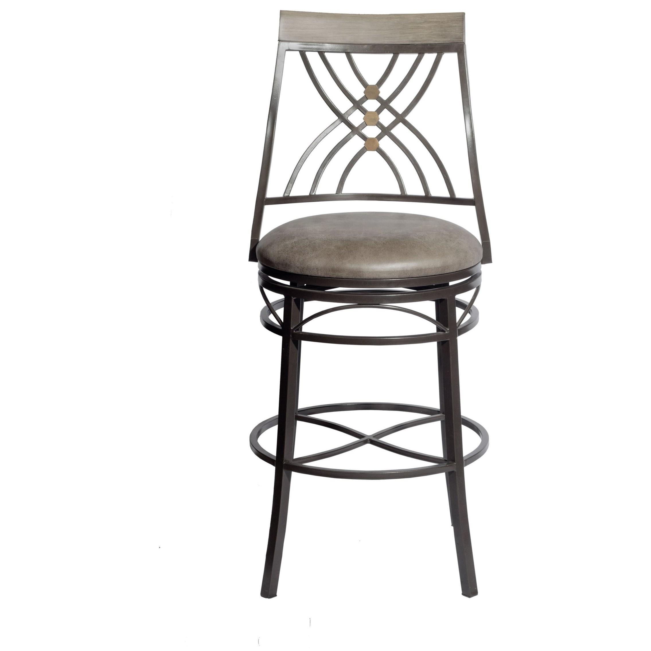 Swivel Bar Height Chair