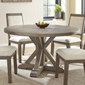 Steve Silver Molly Round Dining Table - Item Number: MY5454T