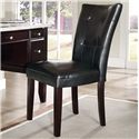 Vendor 3985 Monarch Parsons Chair - Item Number: MC150S