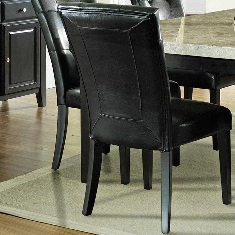 Steve Silver Monarch Parson Chair - Item Number: MC500S