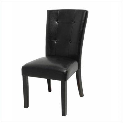 Morris Home Furnishings Madrid Madrid Side Chair - Item Number: MC500S