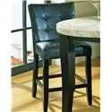 Steve Silver Monarch Parson Counter Stool - Item Number: MC600CC