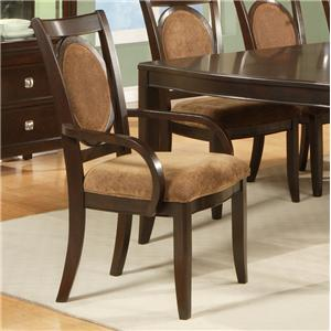 Morris Home Furnishings Montblanc Arm Chair