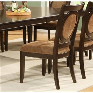 Morris Home Furnishings Montblanc Side Chair