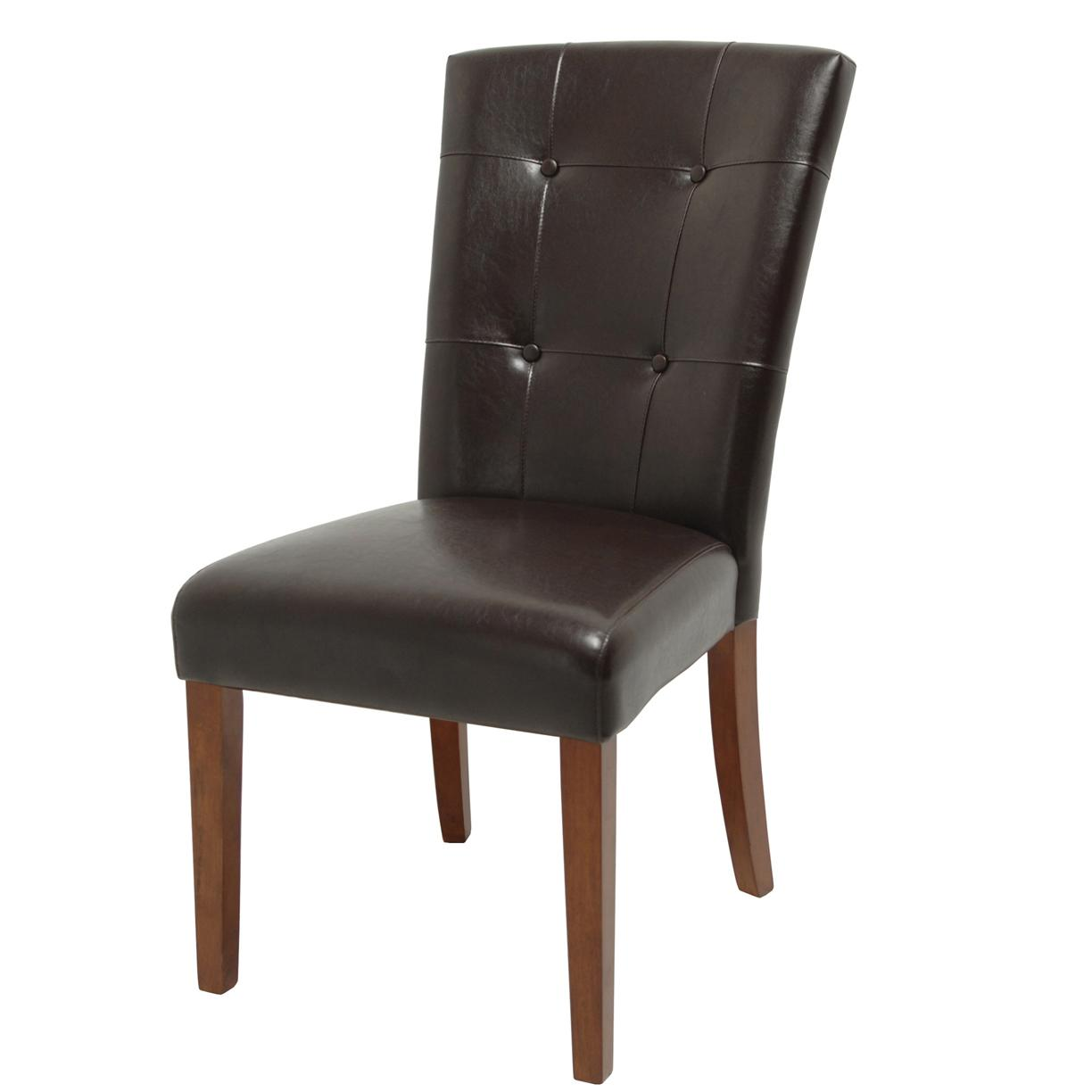 Steve Silver Montibello Parsons Chair - Item Number: 500S-MN