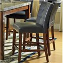 Vendor 3985 Montibello Parsons Counter Height Chair - Item Number: 600CC-MN