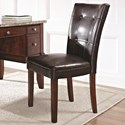 Steve Silver Montibello Parsons Chair - Item Number: MN150S
