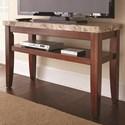Steve Silver Montibello Sofa Entertainment Table - Item Number: MN700SE