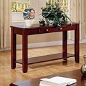 Vendor 3985 Nelson Sofa Table - Item Number: ne300sc