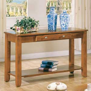 Vendor 3985 Nelson Sofa Table