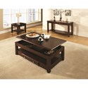 Steve Silver Nelson End Table with 1 Drawer