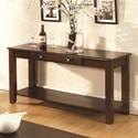 Steve Silver Nelson Sofa Table - Item Number: ne300sc