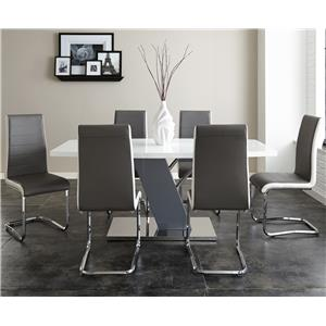 Steve Silver Nevada 7 Piece Dining Set