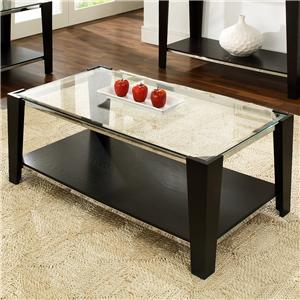 Morris Home Furnishings Newman Cocktail Table