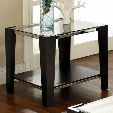 Steve Silver Newman End Table - Item Number: NW100EB+NW100ET