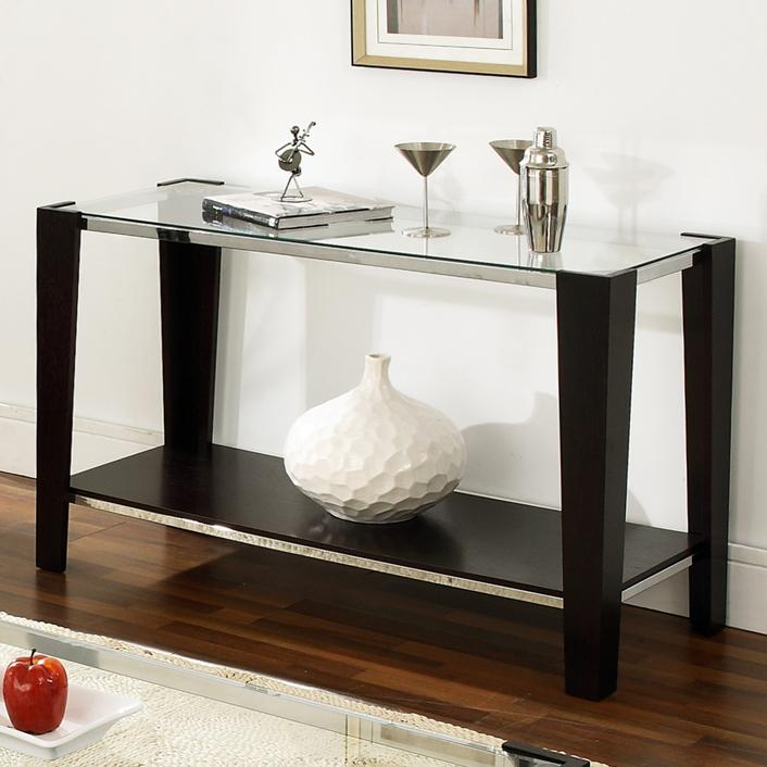 Steve Silver Newman Sofa Table - Item Number: NW100SB+NW100ST