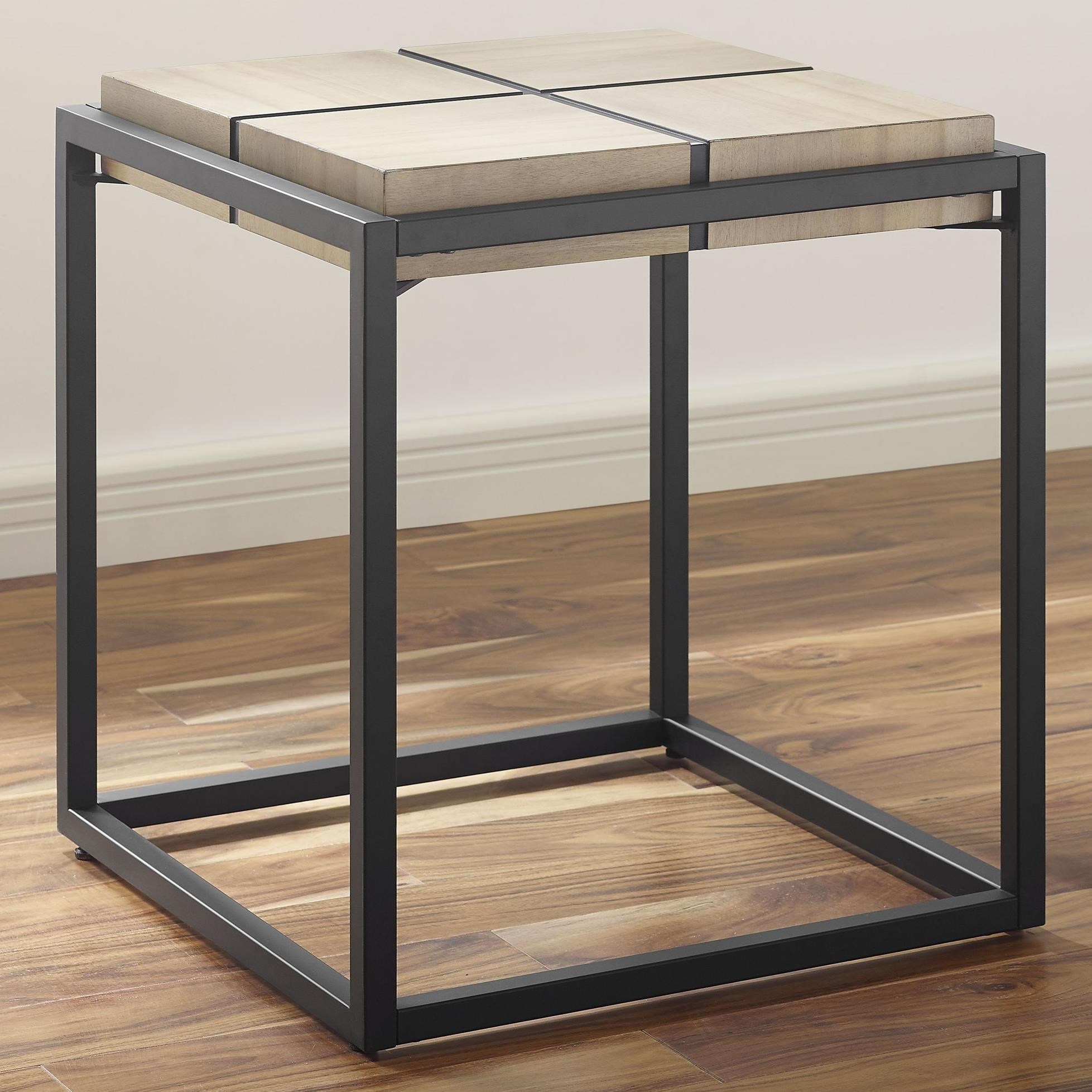 Oaklee End Table by Steve Silver at Walker's Furniture