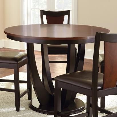 Steve Silver Oakton Counter Table - Item Number: OK4848PT+B