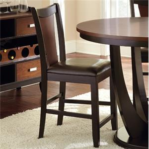 Morris Home Furnishings Oakton Counter Chair