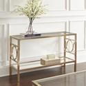 Steve Silver Olympia Sofa Table - Item Number: OL100SG