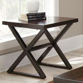 Steve Silver Omaha Occasional End Table
