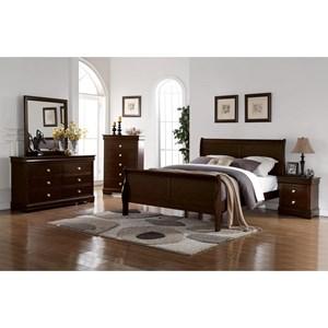 Vendor 3985 Orleans King Bedroom Group