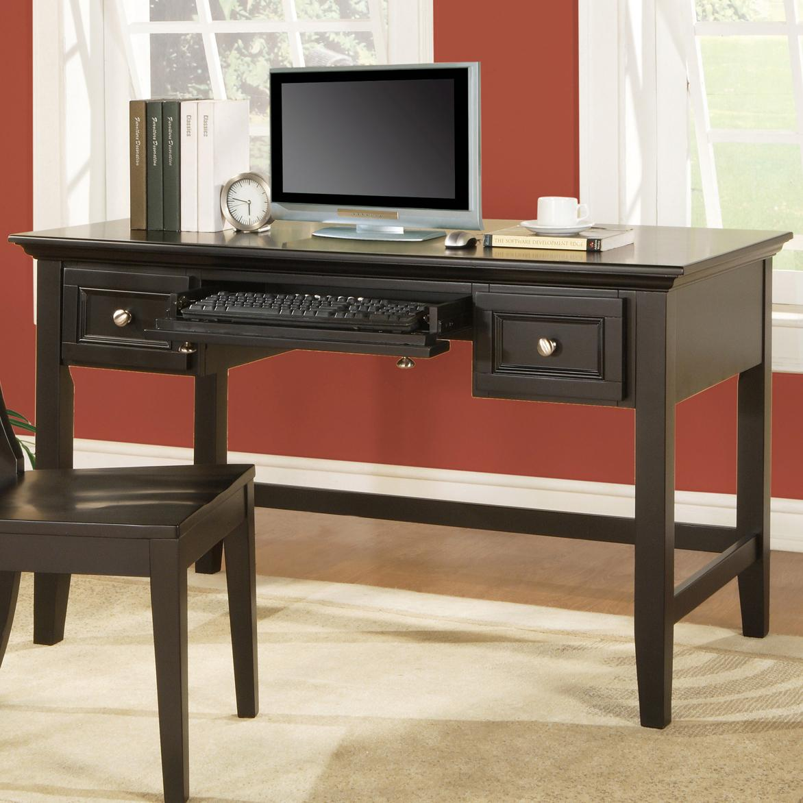 Steve Silver Oslo Writing Desk - Item Number: SN150DB