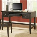 Morris Home Furnishings Oslo Writing Desk - Item Number: SN150DB