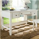 Morris Home Furnishings Oslo Writing Desk - Item Number: SN150DW