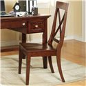 Morris Home Furnishings Oslo Desk Side Chair - Item Number: SN150SC