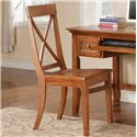 Morris Home Furnishings Oslo Desk Side Chair - Item Number: SN150SK