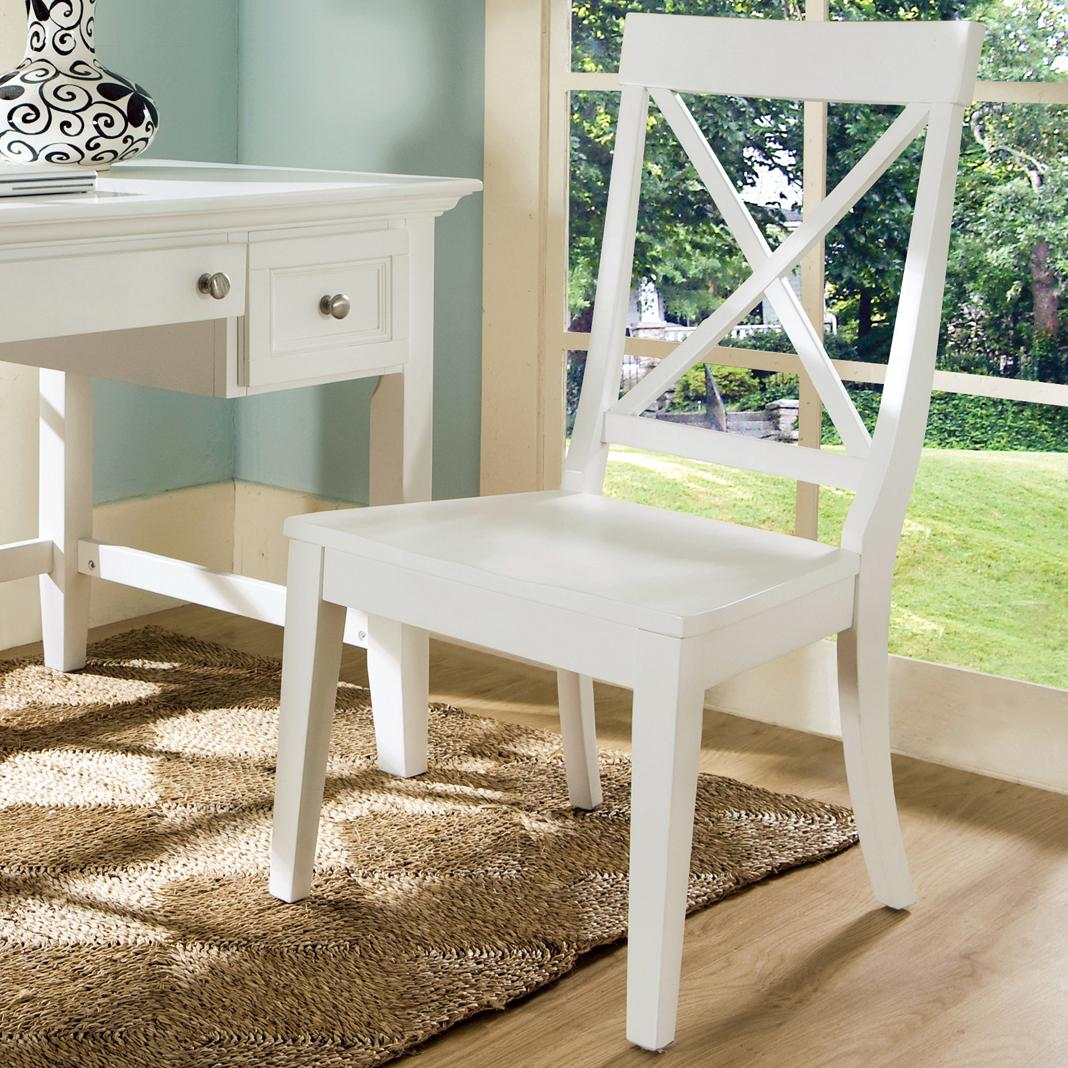 Steve Silver Oslo Desk Side Chair - Item Number: SN150SW
