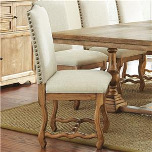 Morris Home Furnishings Plymouth Dining Side Chair