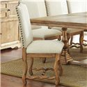 Vendor 3985 Plymouth Dining Side Chair - Item Number: LY400S