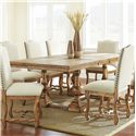 Morris Home Furnishings Plymouth Dining Table - Item Number: LY400T