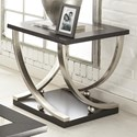 Steve Silver Ramsey End Table - Item Number: RM350E