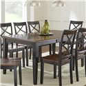 Vendor 3985 Rani  Dining Table - Item Number: RA500T