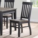 Belfort Essentials Raven Side Chair - Item Number: RN500S