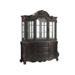 China Cabinet with Lighting