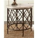 Morris Home Rosser Rosser End Table - Item Number: 234128834