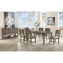 Steve Silver Ryan Dining Room Group - Item Number: RR500 Dining Room Group 1