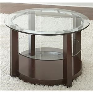 Morris Home Savier Savier Round Cocktail Table