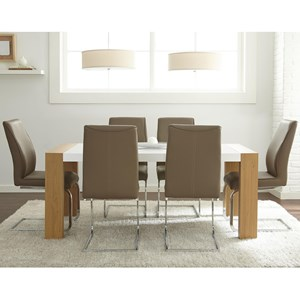 Morris Home Furnishings Scarlett 7 Piece Dining Set