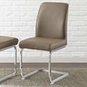 Vendor 3985 Scarlett Side Chair - Item Number: SL650S